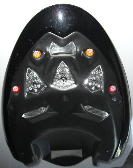 unpainted undertail gsx 650F