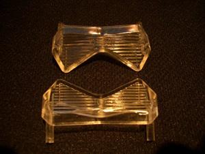Replacement lenses, 2/pcs