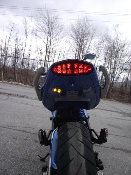 Mototeck ER6N tail