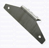 License plate support SS, 1/pc