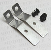 License plate support R1, 1/pc